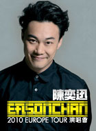 Eason Chan Europe Tour 2010